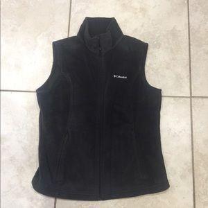 NWOT Columbia full zip fleece vest
